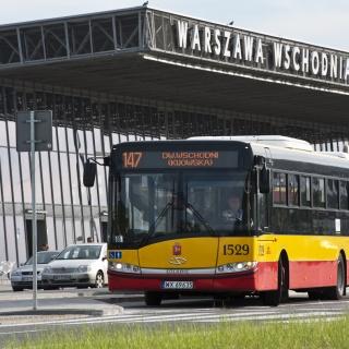 zdjęcie autobusu