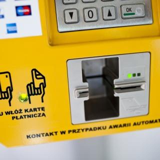slot na kartę płatniczą