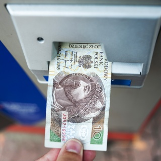 slot płatności banknotami