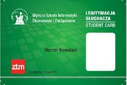 wzór Karty Słcuhacza