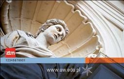 wzór legitymacji pracowniczej Uniwersytetu Warszawskiego