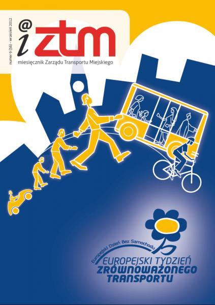 TEMAT NUMERU: Europejski Tydzień Zrównoważonego Transportu 2012
