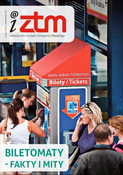 TEMAT NUMERU: Biletomaty – fakty i mity