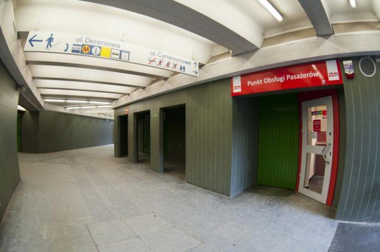 METRO IMIELIN – linia M1