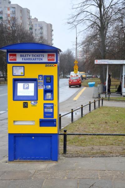 automat firmy ASEC