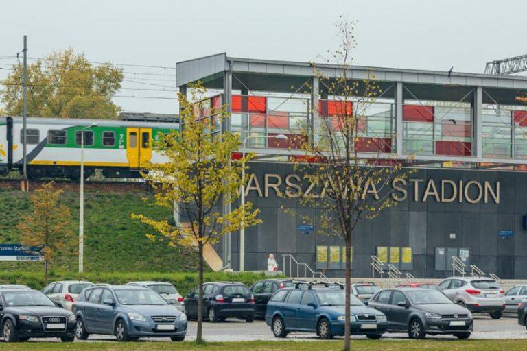 P+R WARSZAWA STADION