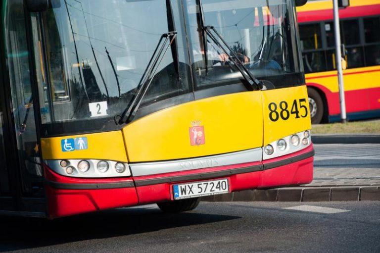 Autobusy linii 103 nie dowiozą do Dworca Zachodniego