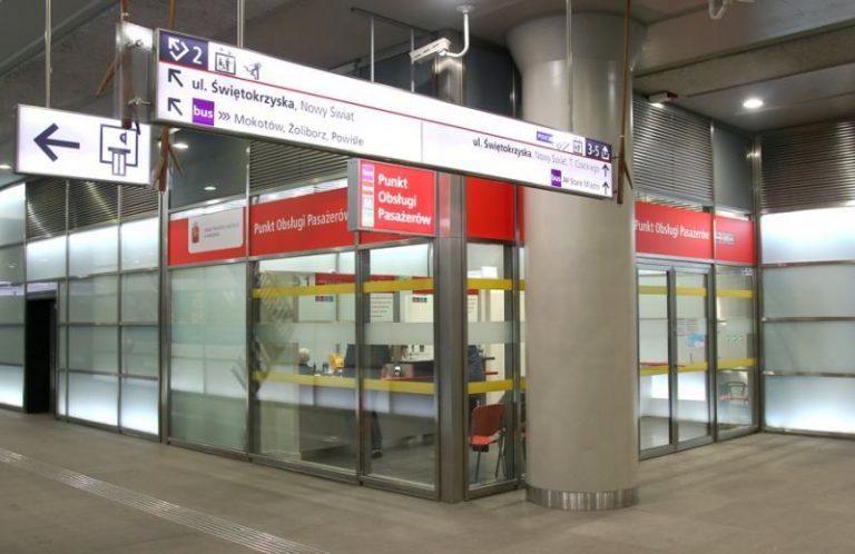 METRO NOWY ŚWIAT-UNIWERSYTET – linia M2