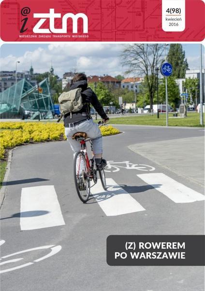 (Z) rowerem po Warszawie