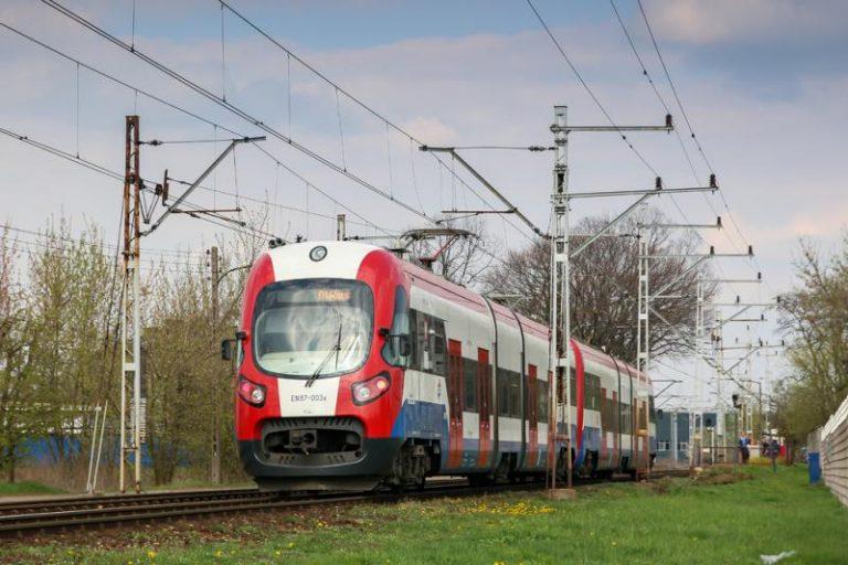 Weekend bez WKD pomiędzy Śródmieściem a Redutą Ordona
