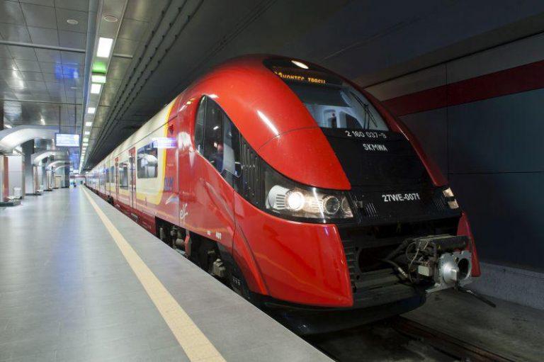Marcowe zmiany kolejowego rozkładu jazdy