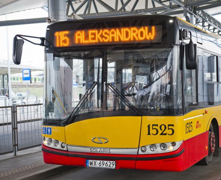 Autobusy w Wawrze wróciły na swoje trasy