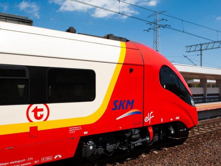 Zmiany w kursowaniu pociągów SKM S3 i S9
