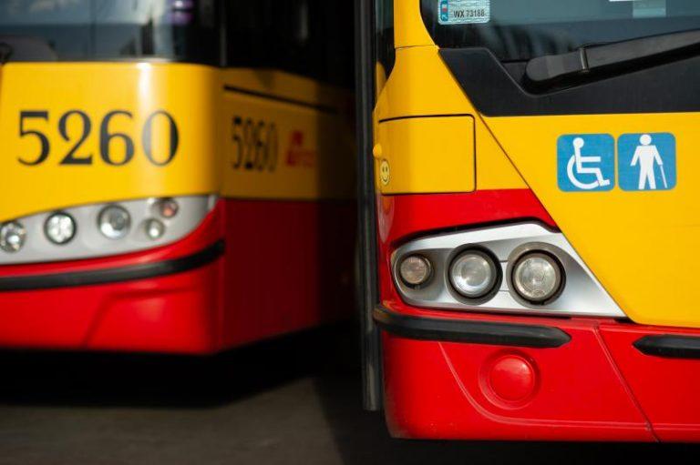 Autobusy 176 i N64 na weekendowym objeździe