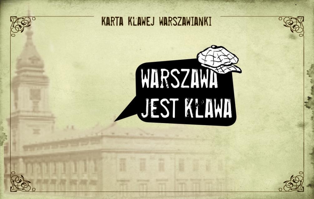 Klawa Warszawianka #32