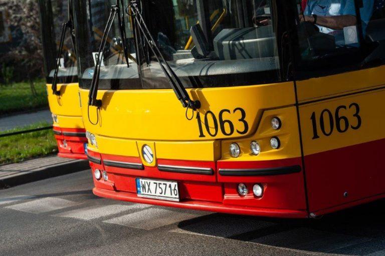 Autobusy ominą przejazd kolejowy na ulicy Księcia Ziemowita