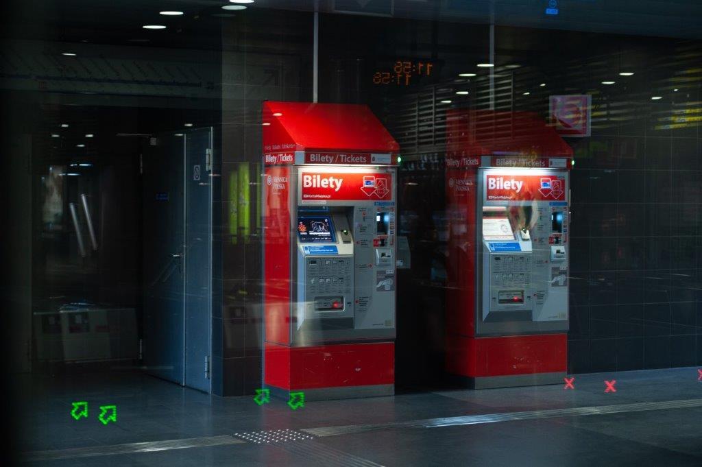 automat firmy MENNICA POLSKA