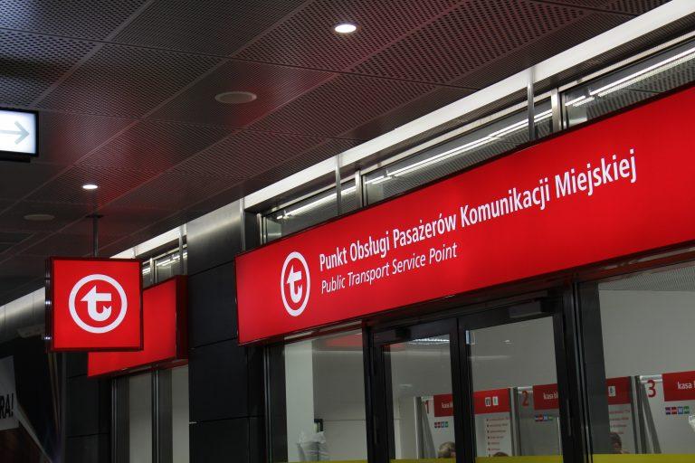 Godziny otwarcia Punktów Obsługi Pasażerów w okresie noworocznym