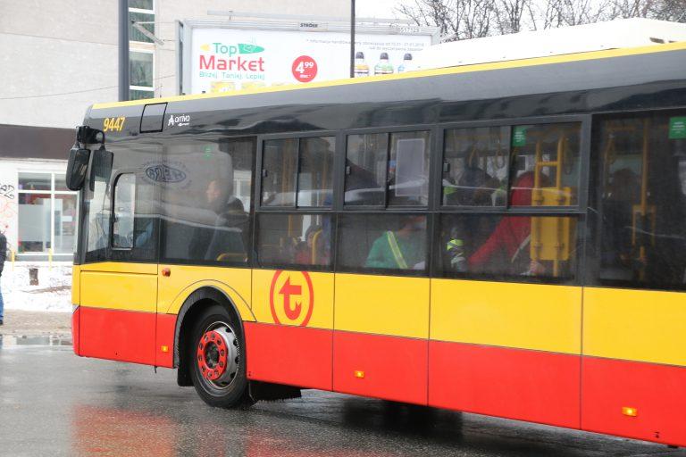 Autobusy wróciły w al. Zjednoczenia