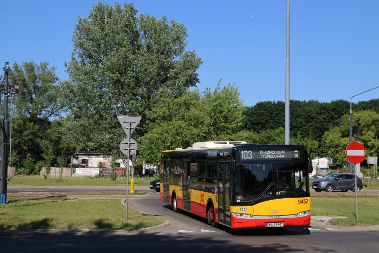 Linia 103 – objazdy i utrudnienia