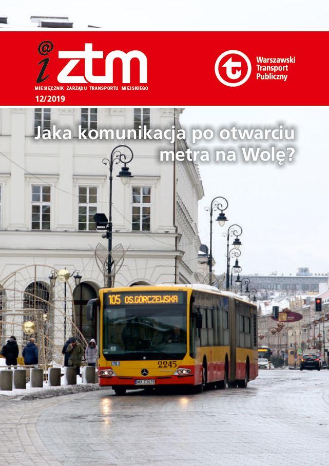 Jaka komunikacja po otwarciu metra na Wolę?