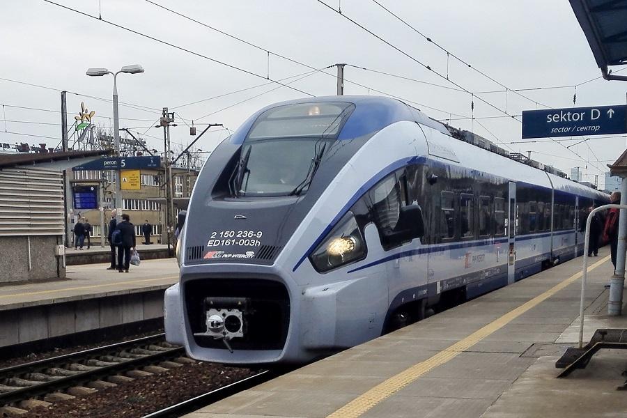 zdjęcie pociągu PKP Intercity