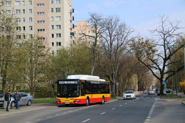 Zmiany na ul. Górczewskiej