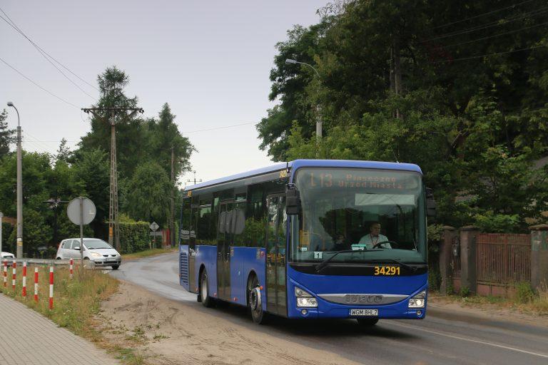 Nowe trasy L13 i L24