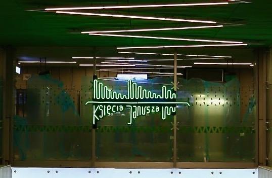 Wolskie stacje metra czynne
