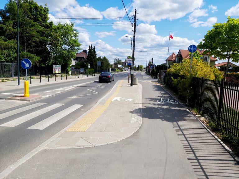 Otwarcie ulicy Trakt Lubelski