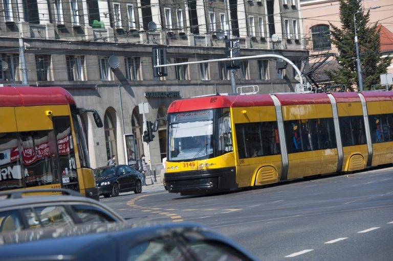 Tramwaje wróciły na ulice Połczyńską i Powstańców Śląskich