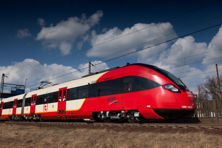 Zmieniony kolejowy rozkład jazdy