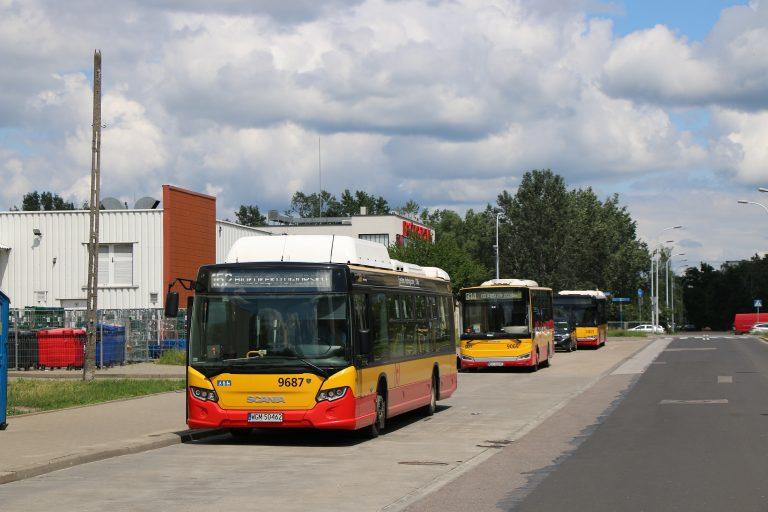 Koniec wakacji w Warszawskim Transporcie Publicznym