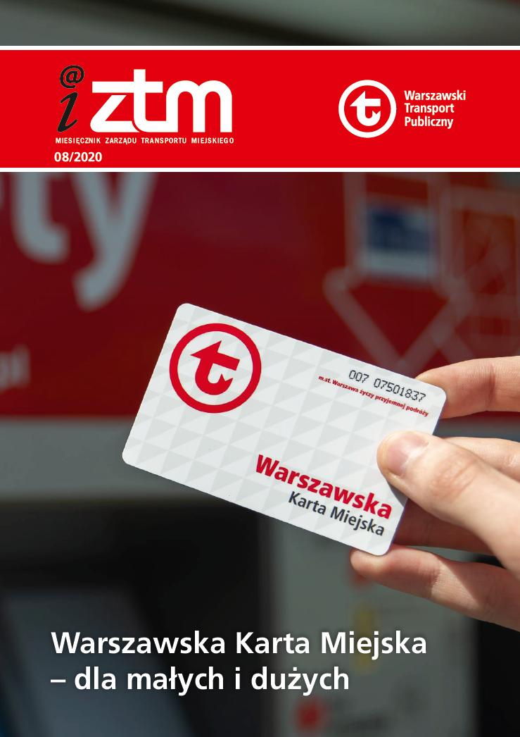Warszawska Karta Miejska – dla małych i dużych