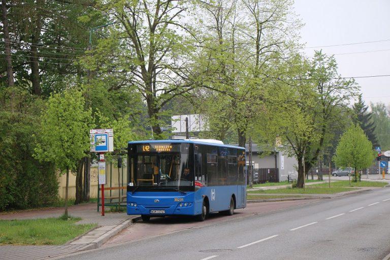 """Autobusy linii """"L"""" w gminie Konstancin-Jeziorna także w dni wolne"""