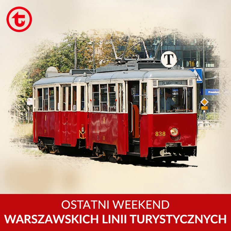 Pożegnalny weekend Warszawskich Linii Turystycznych