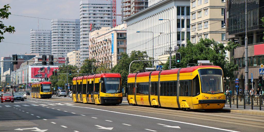 low-floor trams
