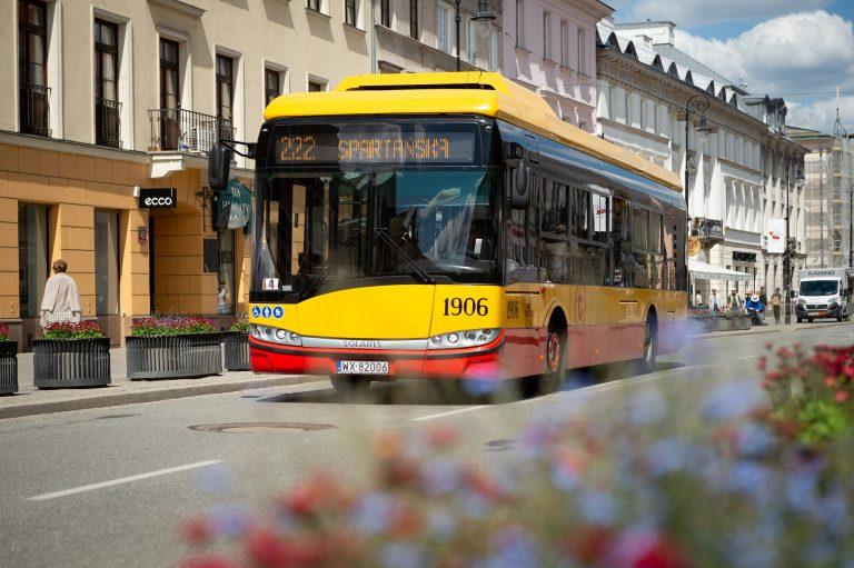 Krakowskie Przedmieście deptakiem. Zmiany w komunikacji miejskiej