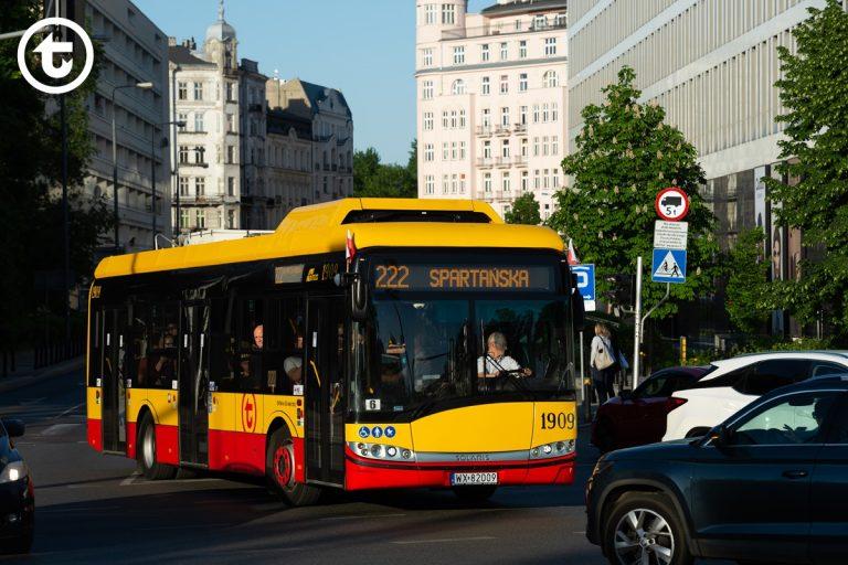 Zmiany na Krakowskim Przedmieściu