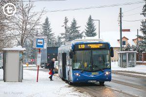 autobus linii L13