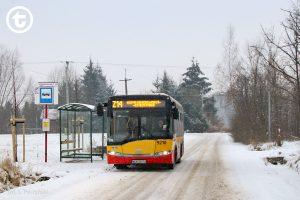 autobus linii Z14