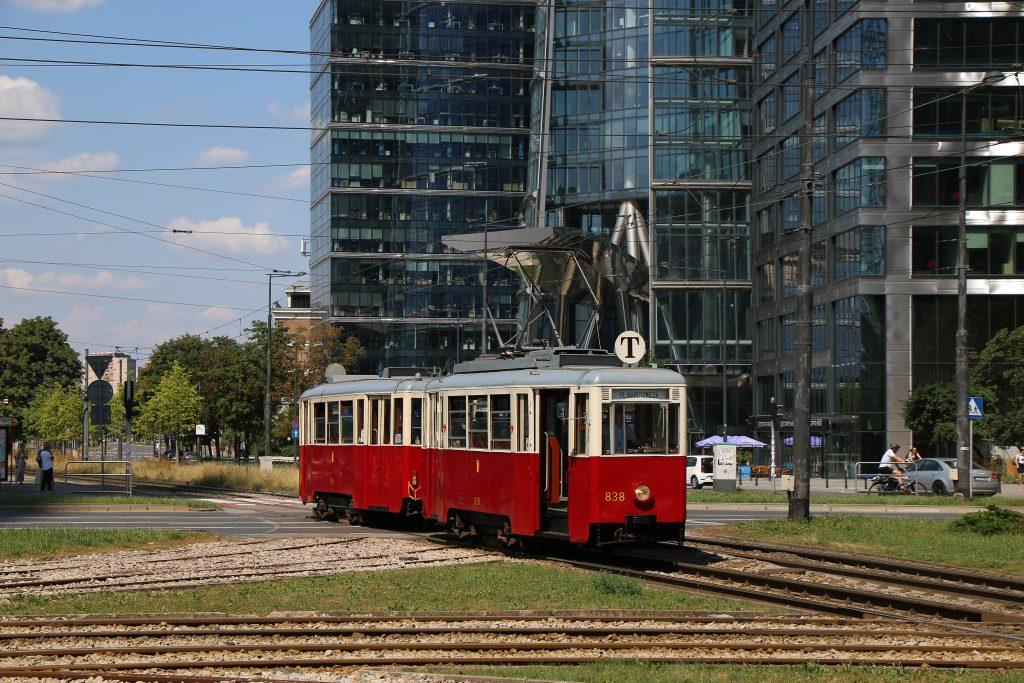 Zdjęcie - tramwaj linii T - WLT