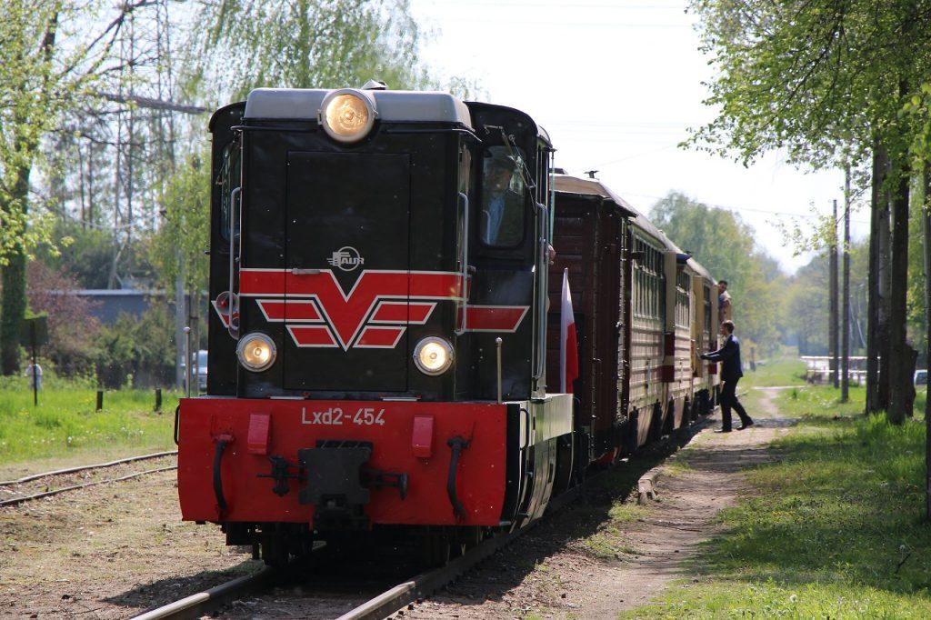 Zdjęcie Piaseczyńsko-Grójeckiej Kolei Wąskotorowe - WLTj