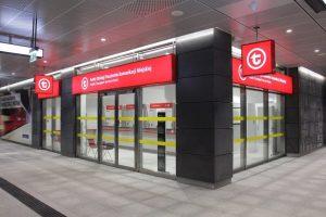 Punkt Obsługi Pasażerów Metro Trocka
