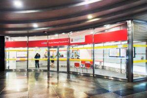 POP przy stacji metra Rondo ONZ