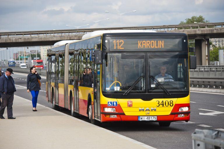 Na Bemowie autobusy wracają na trasy