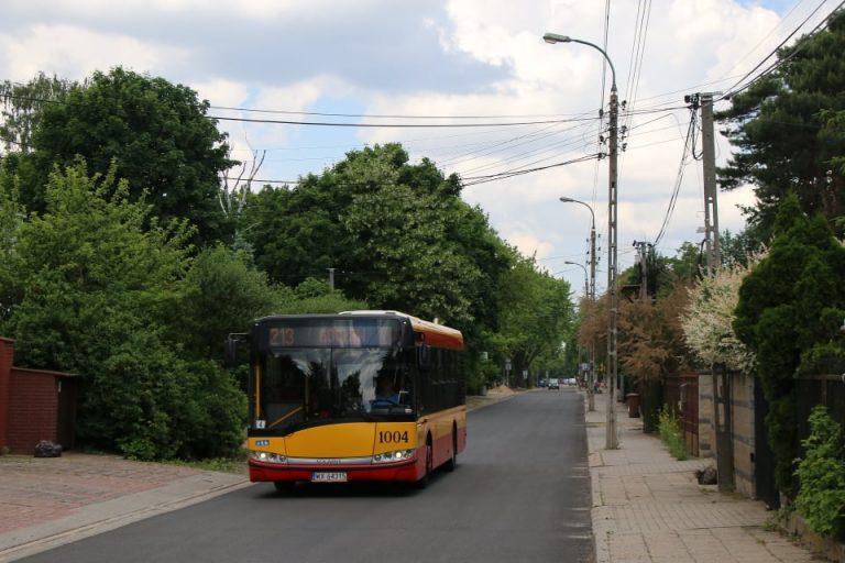 Przebudowa ulicy Bystrzyckiej
