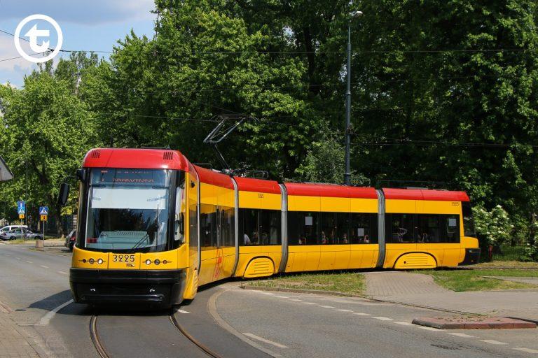 Remont tramwajowy na ulicy Kawęczyńskiej