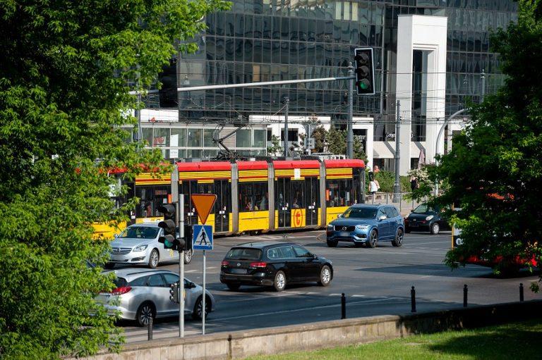 Remont tramwajowy przy pl. Bankowym – kolejny etap